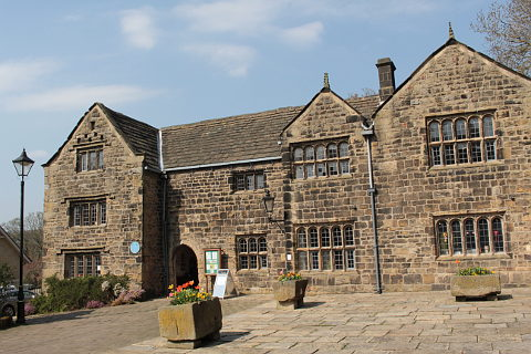 Manor house in Ilkley